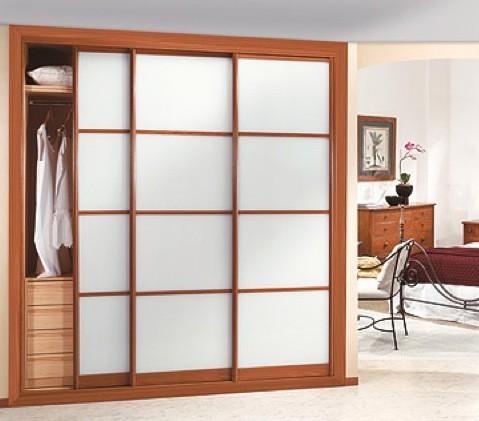 Armarios comprar armarios a medida madrid armarios nogal - Puertas armarios empotrados precios ...
