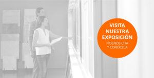 Exposición Armarios Nogal