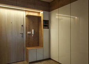 Puertas plegables para armarios empotrados