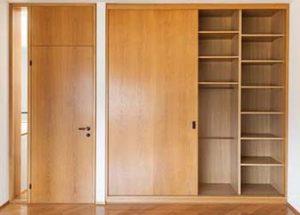 Puertas para armarios empotrados